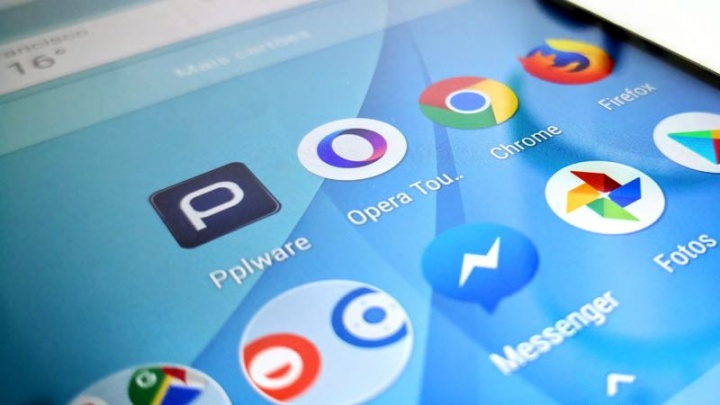 Android browser Google smartphone mudar