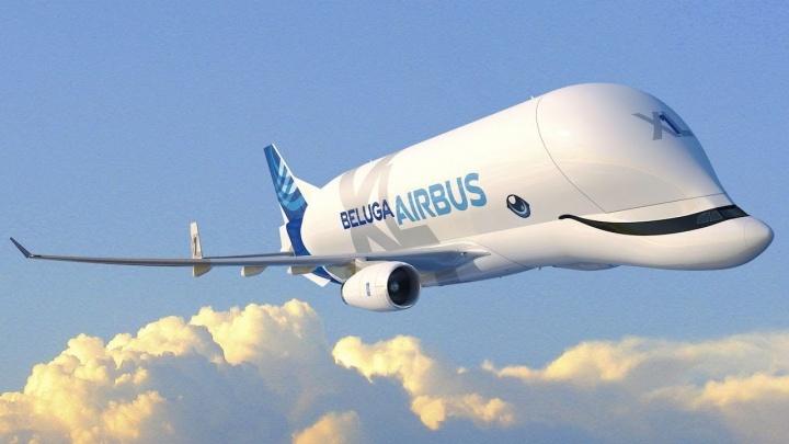 Imagem Airbus BelugaXL