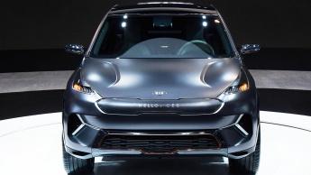 Kia Niro EV, o novo SUV elétrico da Kia