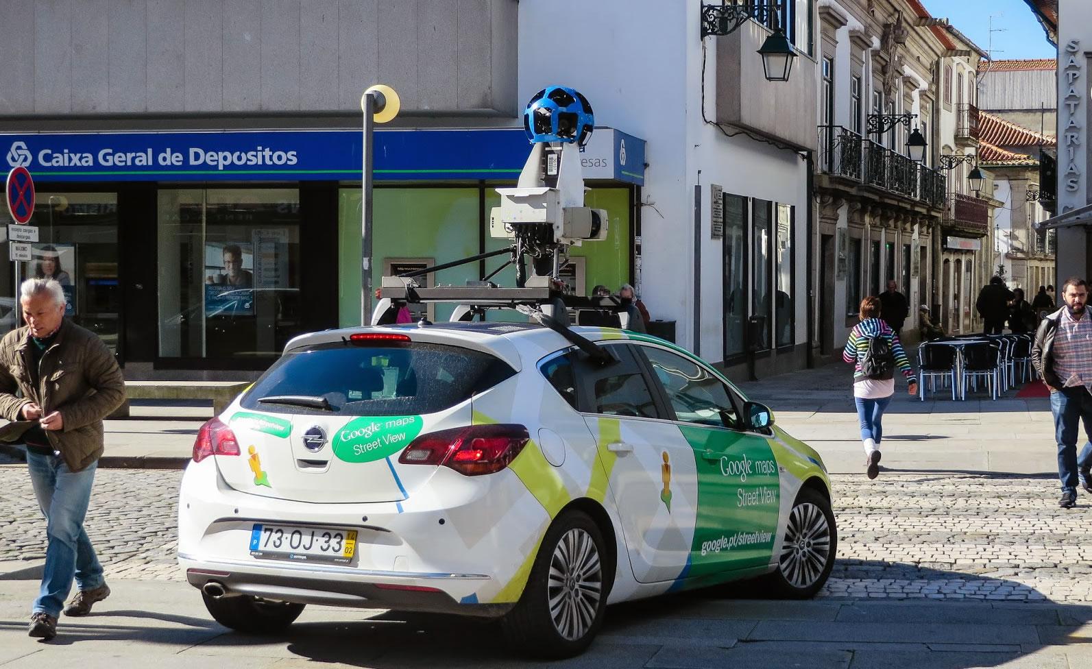 Google Inicia Atualizacao De Imagens Do Street View Em Portugal
