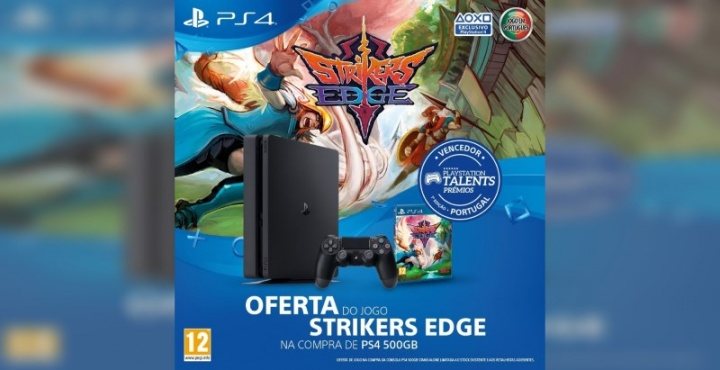 Strikers Edge PS4