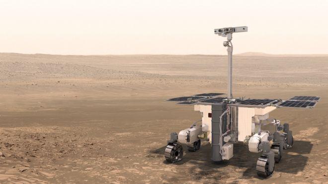 Rover da ESA