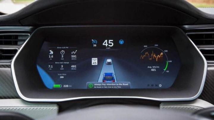 tesla - carros autonomos