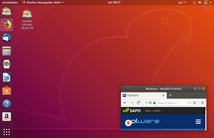 Ubuntu 18.04 LTS (Bionic Beaver)