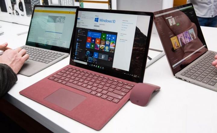 Spring Creators Update Windows 10