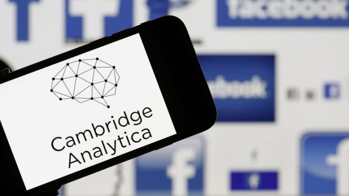 rede social Cambridge Analytica Facebook