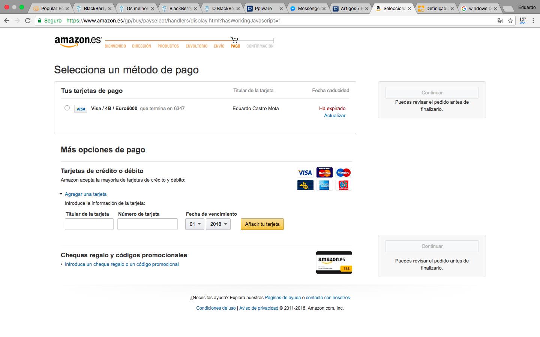 ca6365be5 Vamos às compras  Saiba como realizar uma compra na Amazon - Pplware