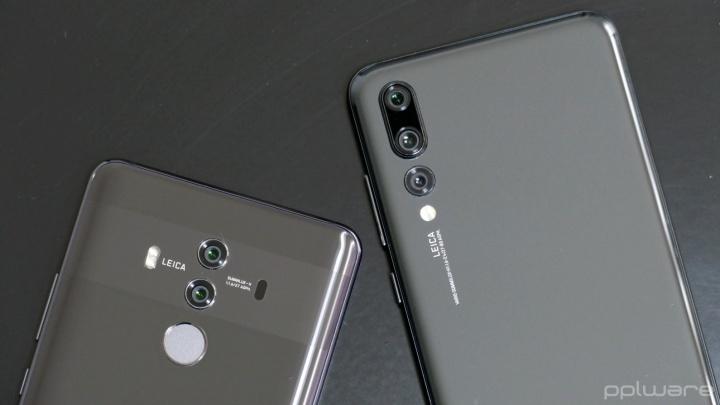 Imagem real de suposto Huawei Mate 20 surge na Internet