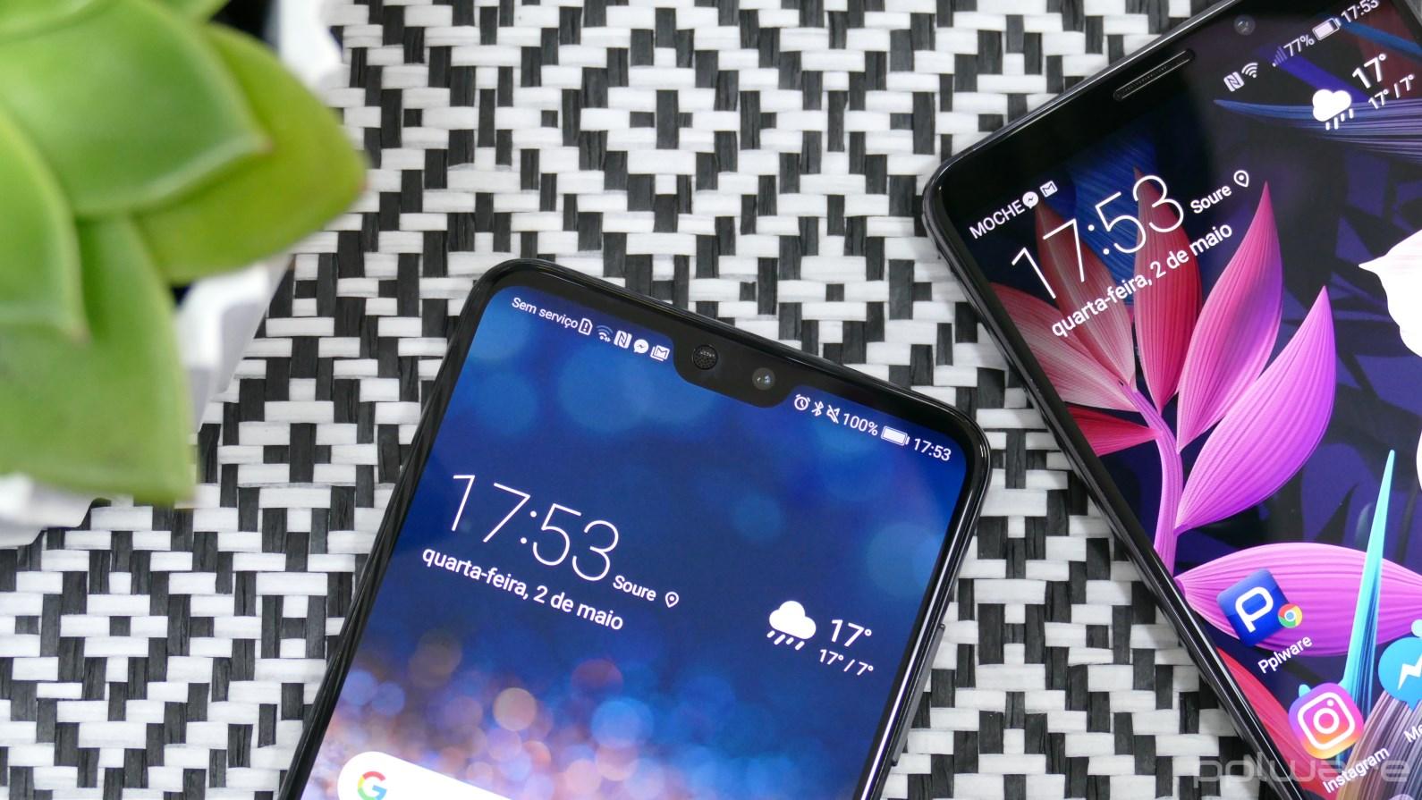 Android 9 começará a chegar aos smartphones Huawei já em setembro