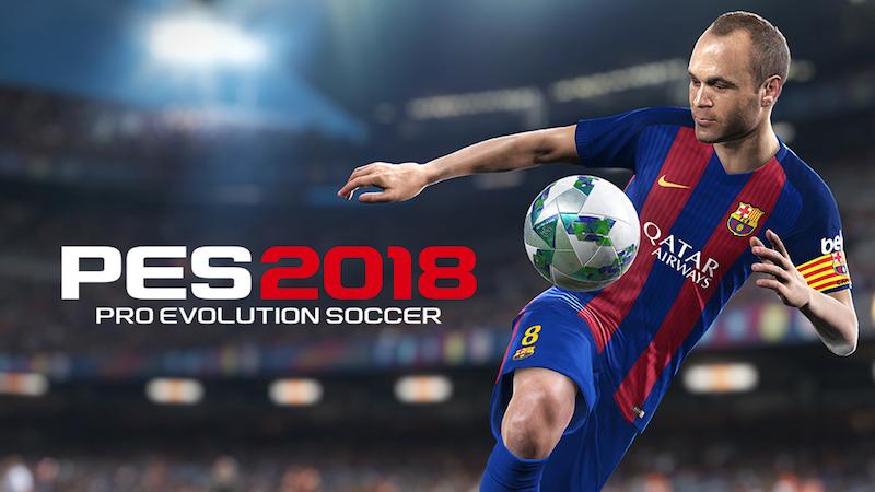 Konami divulga trailer de Pro Evolution Soccer 2019