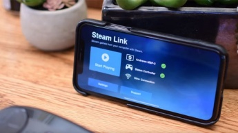 Steam Link Valve iOS Apple
