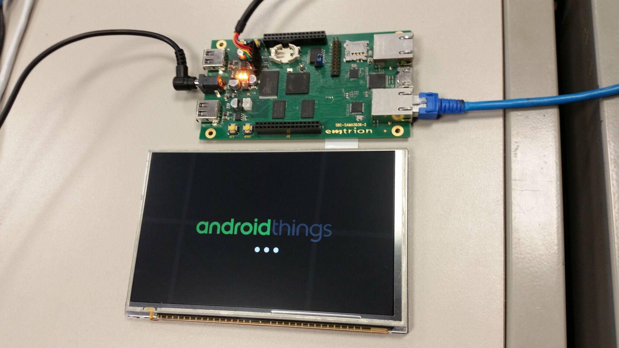 Android Things 1 0 - Já foi lançado o sistema da Google para