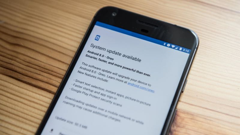 Android Google fabricantes atualizações