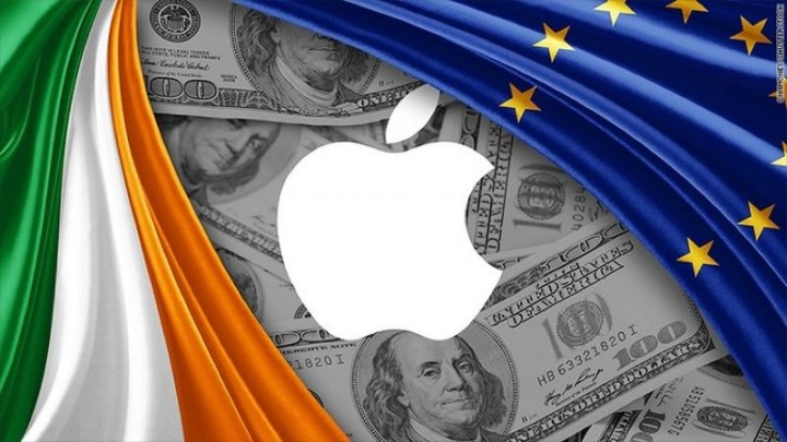 Apple Irlanda multa