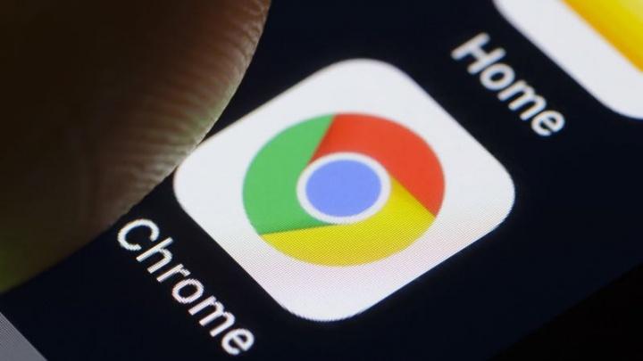 Chrome Google separadores vídeo áudio browser