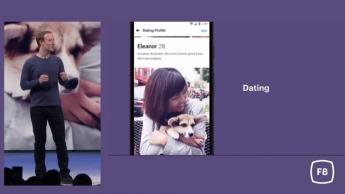 facebook dating - concorrente tinder