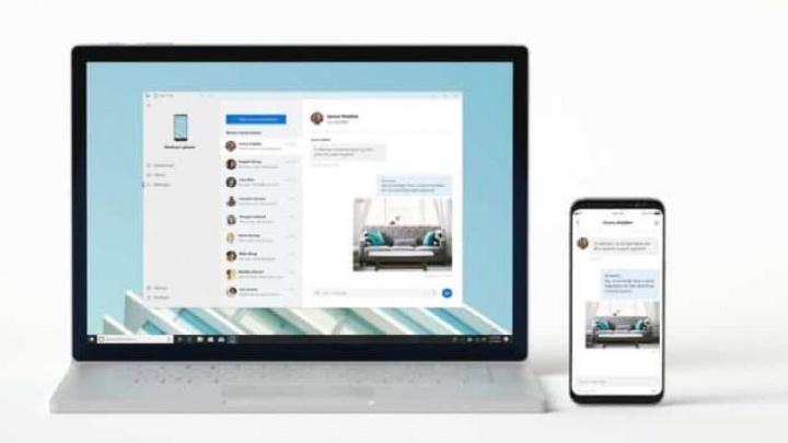 Microsoft Apple My Phone iMessages