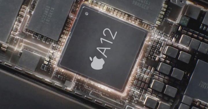 Soc Apple de 7 nanómetros TSMC