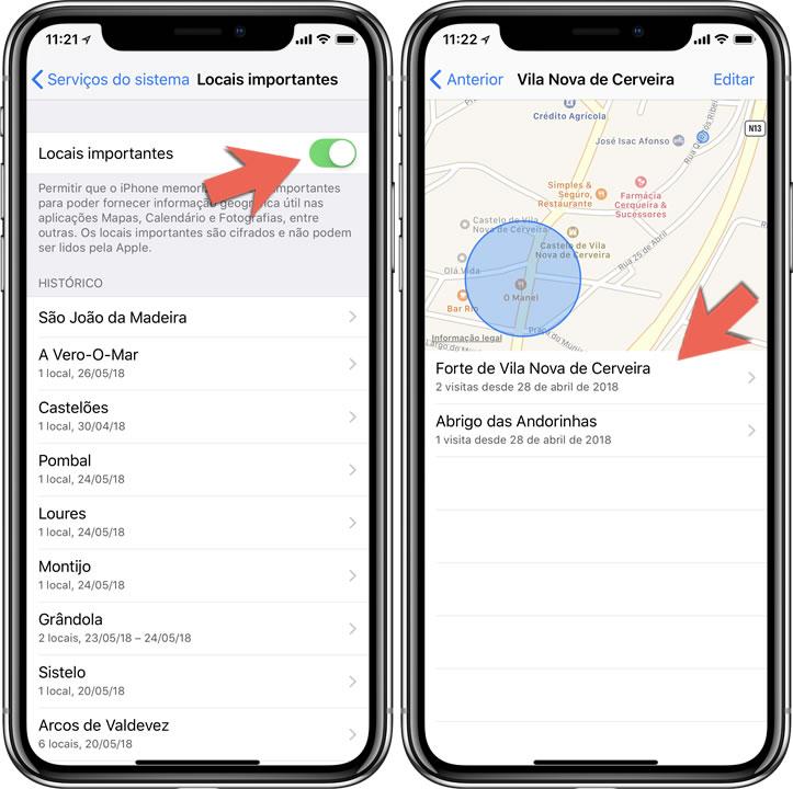 adc729cfa7c1d Apple Mapas  5 dicas que tem de conhecer - Pplware