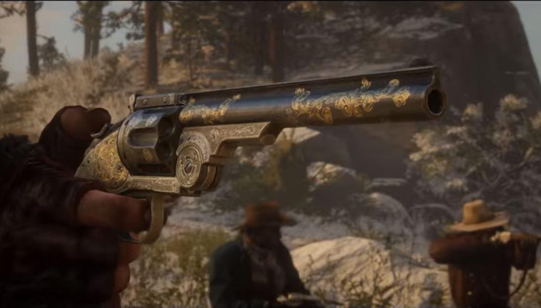 Red Dead Redemption 2 em novas imagens