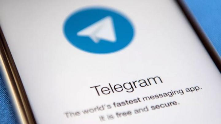 WhatsApp Telegram Android app ficheiros