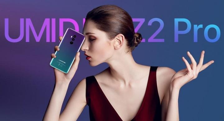 Umidigi Z2 e Z2 Pro chegaram! Conheça especificações finais e preços