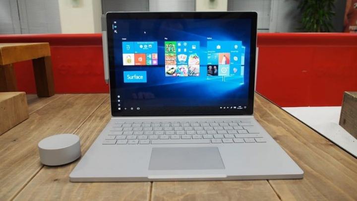 Windows 10 Atualização de abril SSD