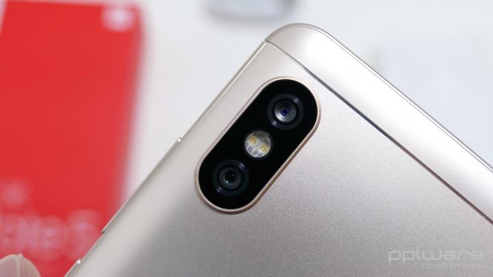 Imagem de ilustração de um Xiaomi Redmi Note 7