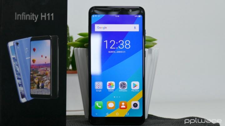 Análise: Smartphone Hisense Infinity H11