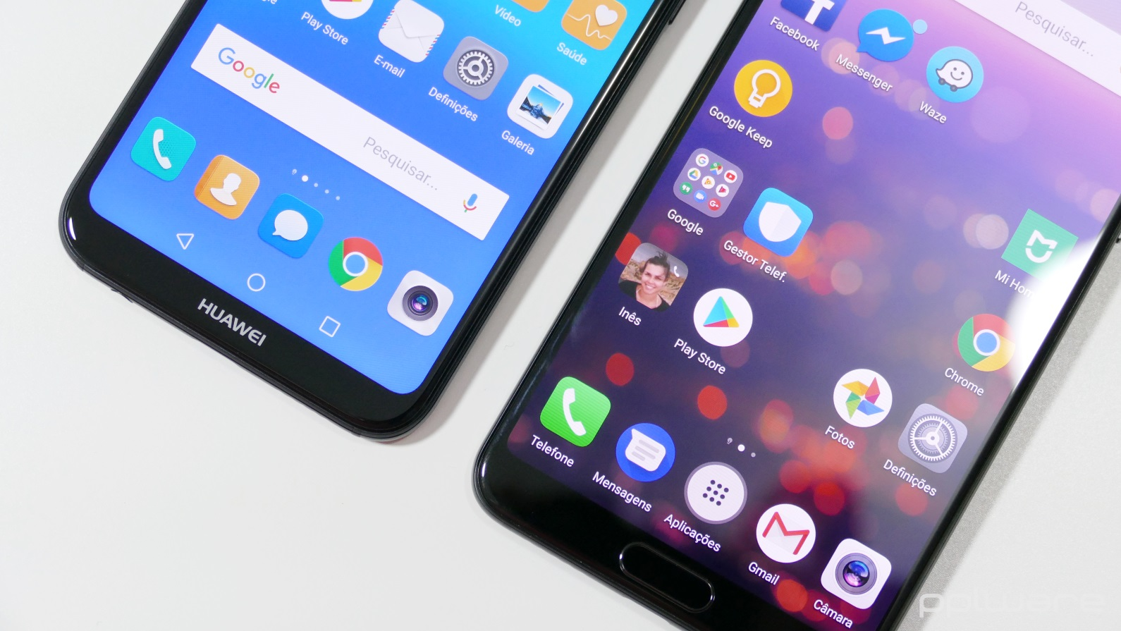 Huawei P20 Lite Android P Update