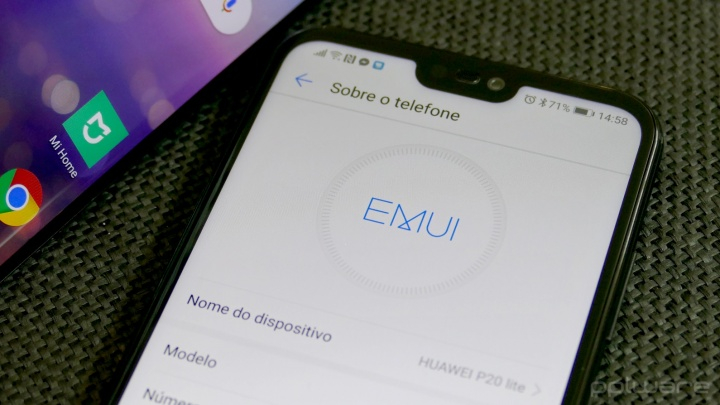 EMUI 9.0 Android Pie Huawei P20 Lite
