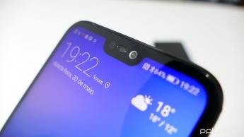 Huawei P20 lite - notch