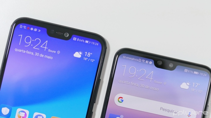 Huawei, telemóvel, Android, Huawei P30, Huawei P30 Lite