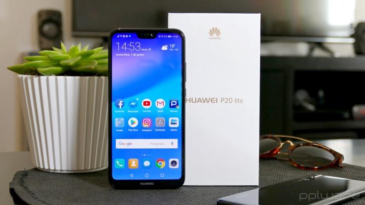 Huawei P20 Lite EMUI 9.0 smartphone Android