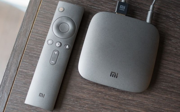 Android Android TV Xiaomi Mi Box Oreo