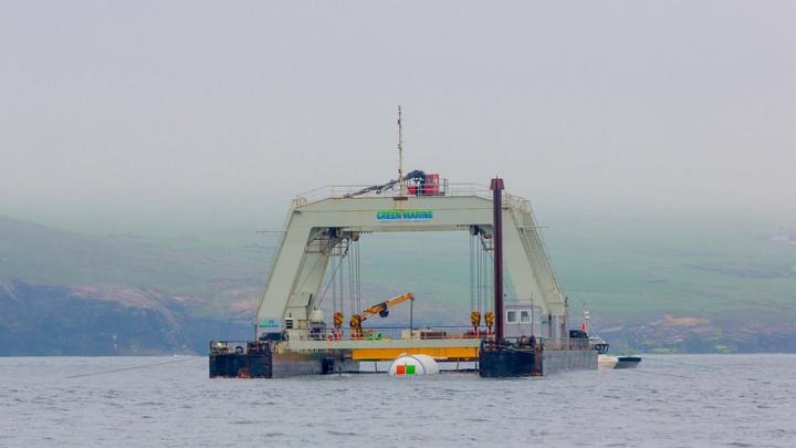 Datacenter submarino da Microsoft já está em testes