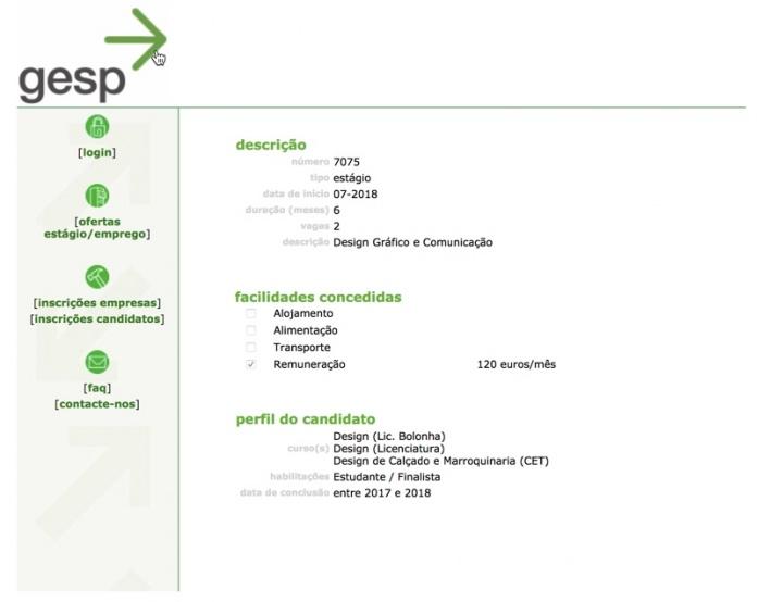5a98586805d Universidade de Aveiro anuncia estágios para licenciados por... 120€