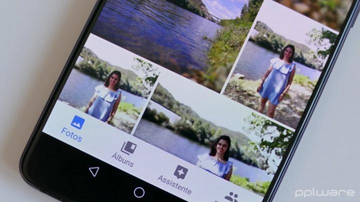 Google Fotos smartphones dobráveis Android