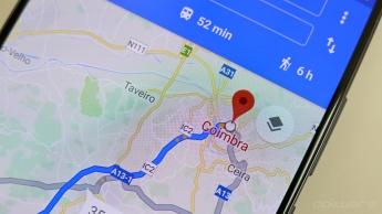google maps - dicas bateria