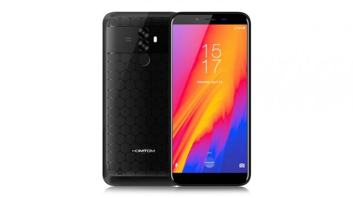 Homtom S99 - O Android Oreo de baixo custo com 4 GB + 64 GB