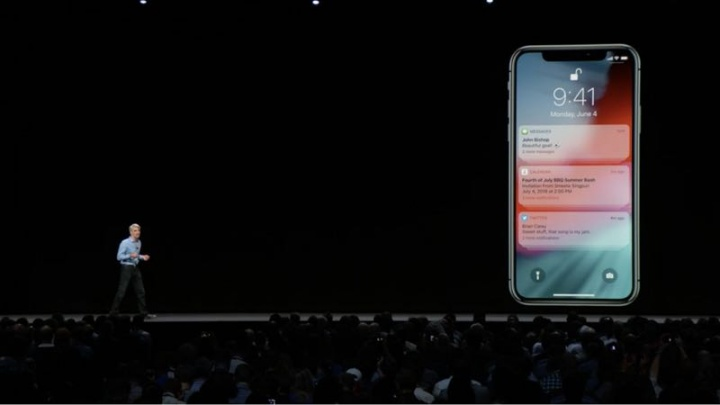 iOS 12 Apple Android Google
