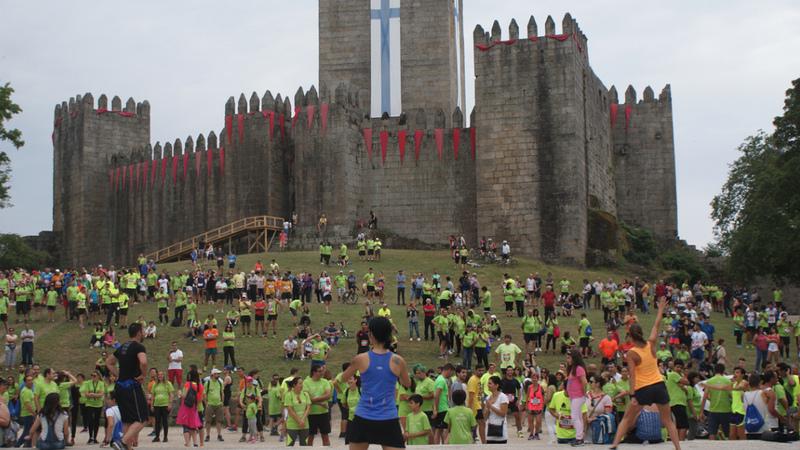 Meia Maratona de Guimarães: temos inscrições para oferecer