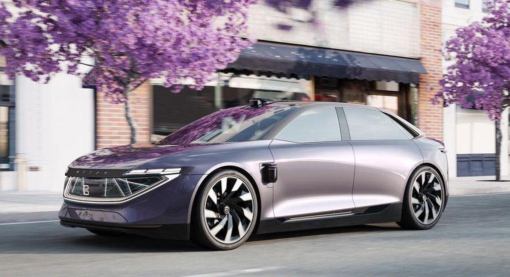 Byton K-Byte: o carro elétrico chinês que quer competir com a Tesla