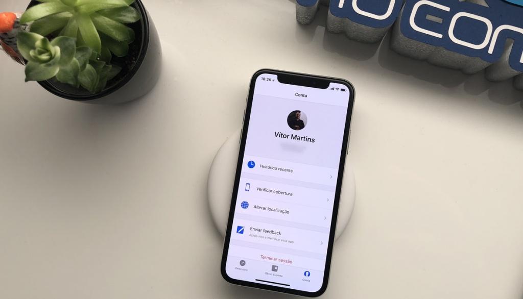 Imagem da App Suporte agora disponível em Portugal