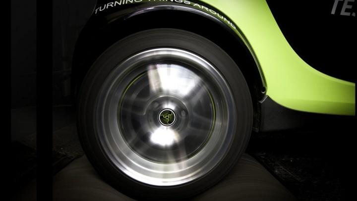 Empresa eslovena fabrica motores elétricos instalados nas rodas