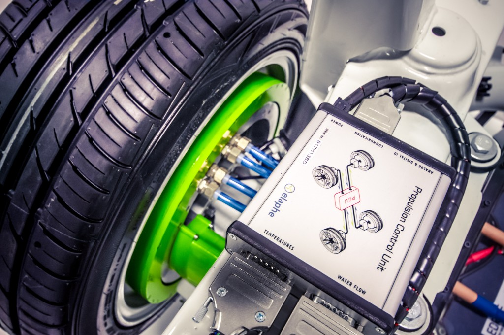 81dd31df111 Empresa eslovena fabrica motores elétricos instalados nas rodas