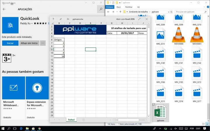 quicklook windows10 macOS 3