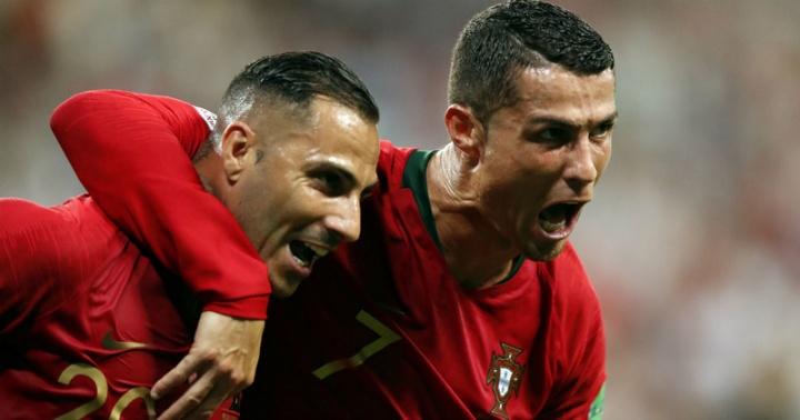 Mundial 2018: Qual a probabilidade de Portugal ganhar hoje?