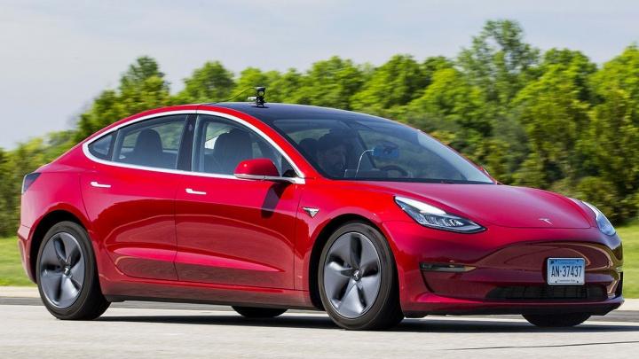 Imagem Tesla Model 3