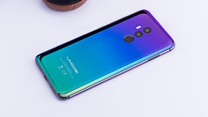 Umidigi compara o seu Z2 aos topos de gama da Xiaomi e Huawei
